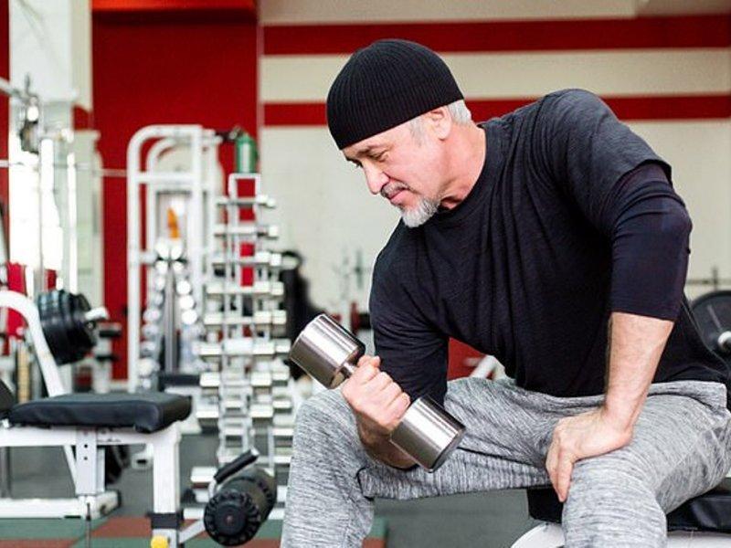 Мускулистость защищает мужчин от инфарктов и инсультов