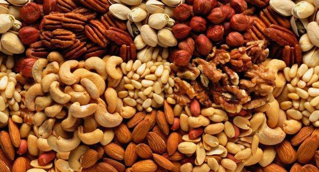 4 Ореха, которые сокращают риск сердечных заболеваний!
