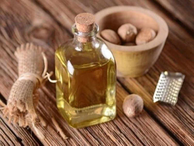 Масло мускатного ореха укрепляет здоровье