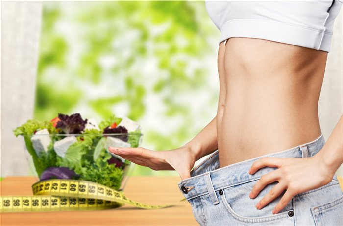 Оптимальный вариант для похудения