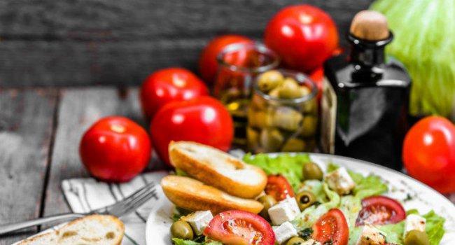 Средиземноморская диета — лучшая диета для здоровья сердца