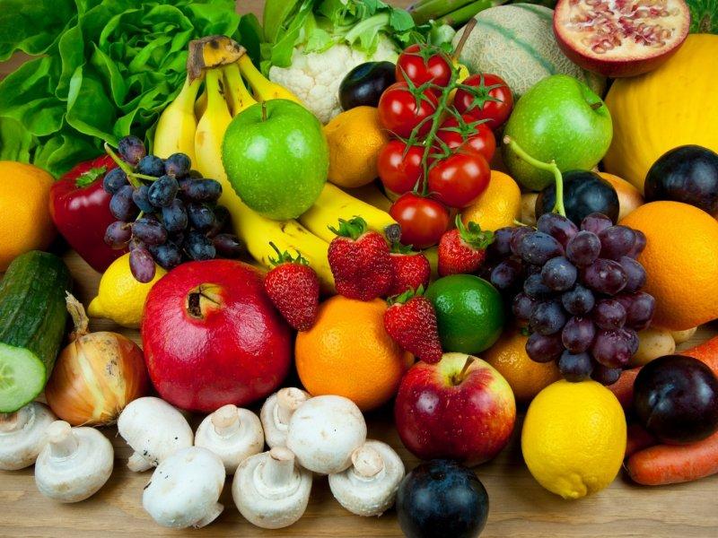 Потребление фруктов и овощей снижает риск смерти от сердечного приступа
