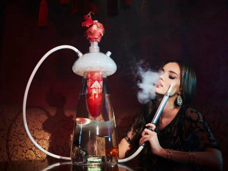 Курение кальяна способствует очень быстрому образованию тромбов