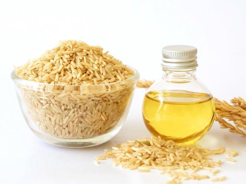 Масло рисовых отрубей: снижает «плохой» холестерин и содержит много антиоксидантов