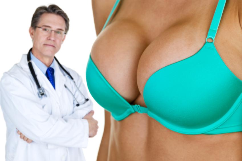 Восстановление после увеличения груди