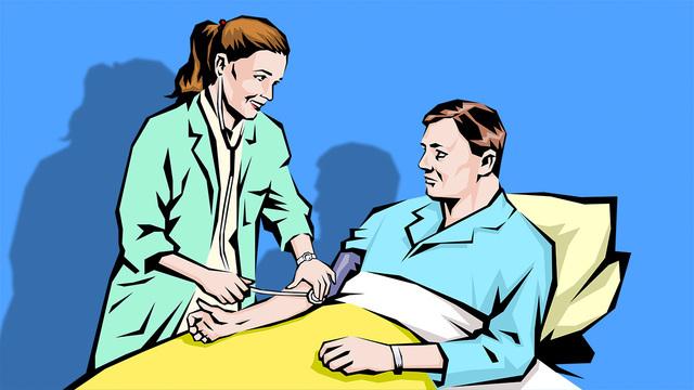 Как распознать инсульт и оказать первую помощь