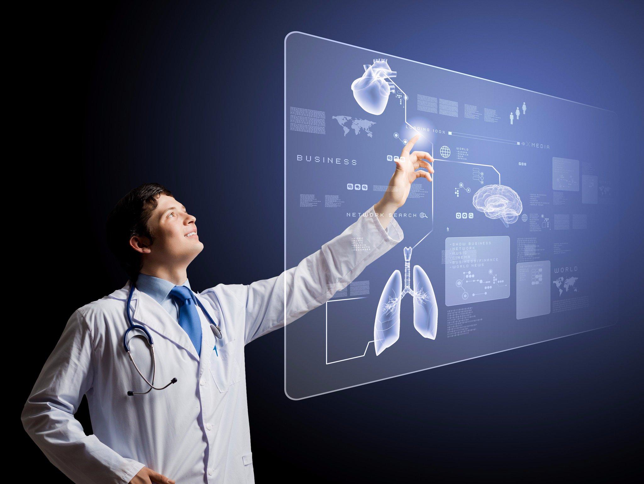 Популярные медицинские приложения