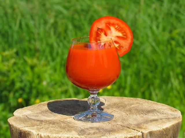 Употребление томатного сока снижает риск развития сердечных заболеваний