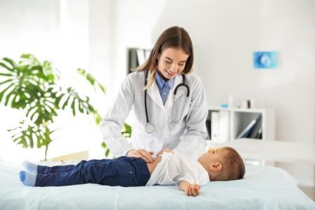 Особенности детской гастроэнтерологии