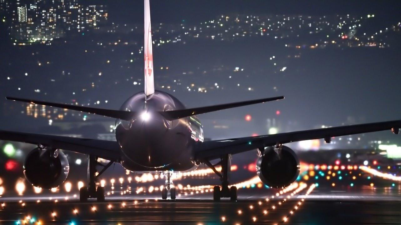 Ночной шум пролетающих самолетов потенциально опасен для «сердечников»