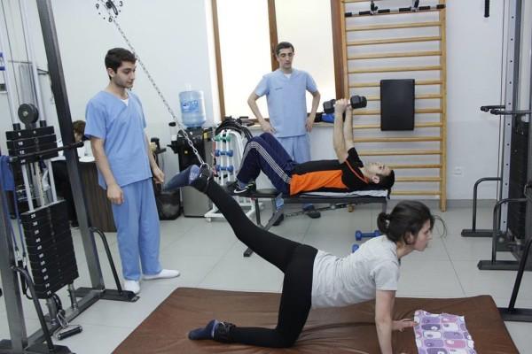 Кинезитерапия: лечение движением