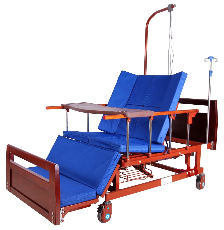 Как поставить на ноги лежачего больного пожилого человека?