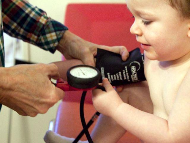 Давление у детей: как поддерживать его в норме