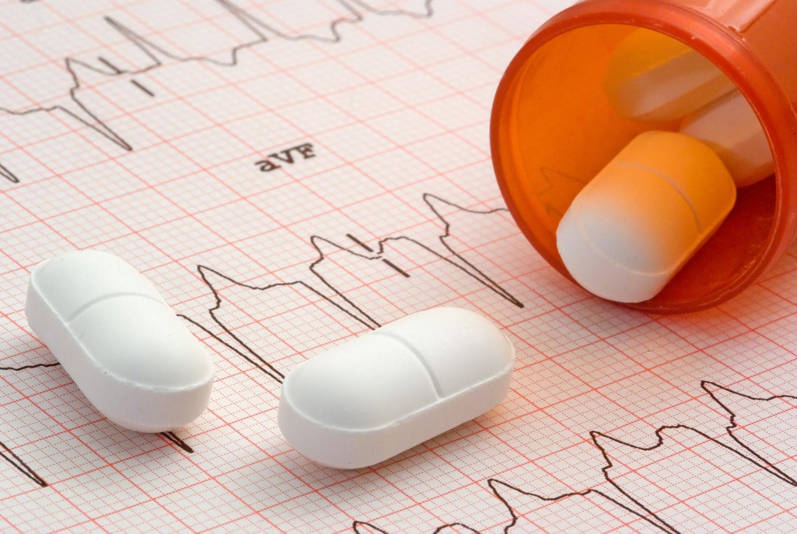 Медикаментозное лечение ишемической болезни сердца