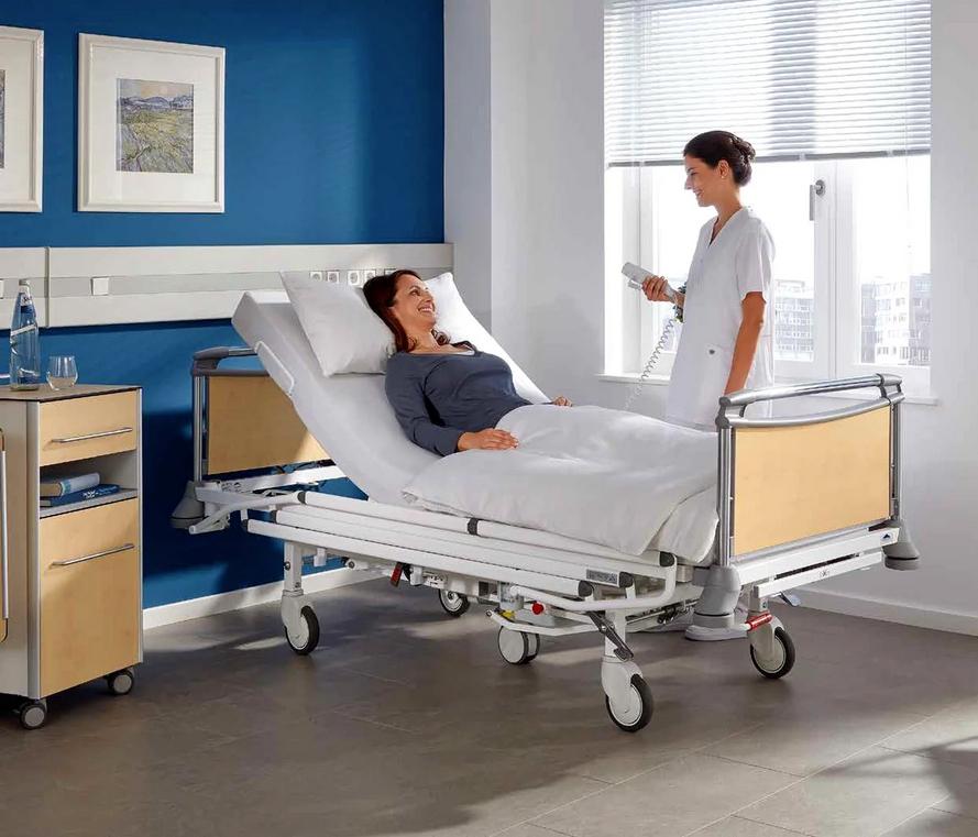 Уход и оборудование для лежачих больных