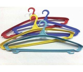 Вешалки пластиковые: общая характеристика