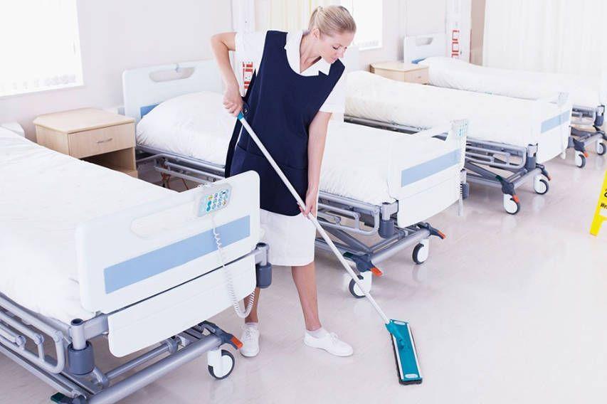 Реализация уборки медучреждений