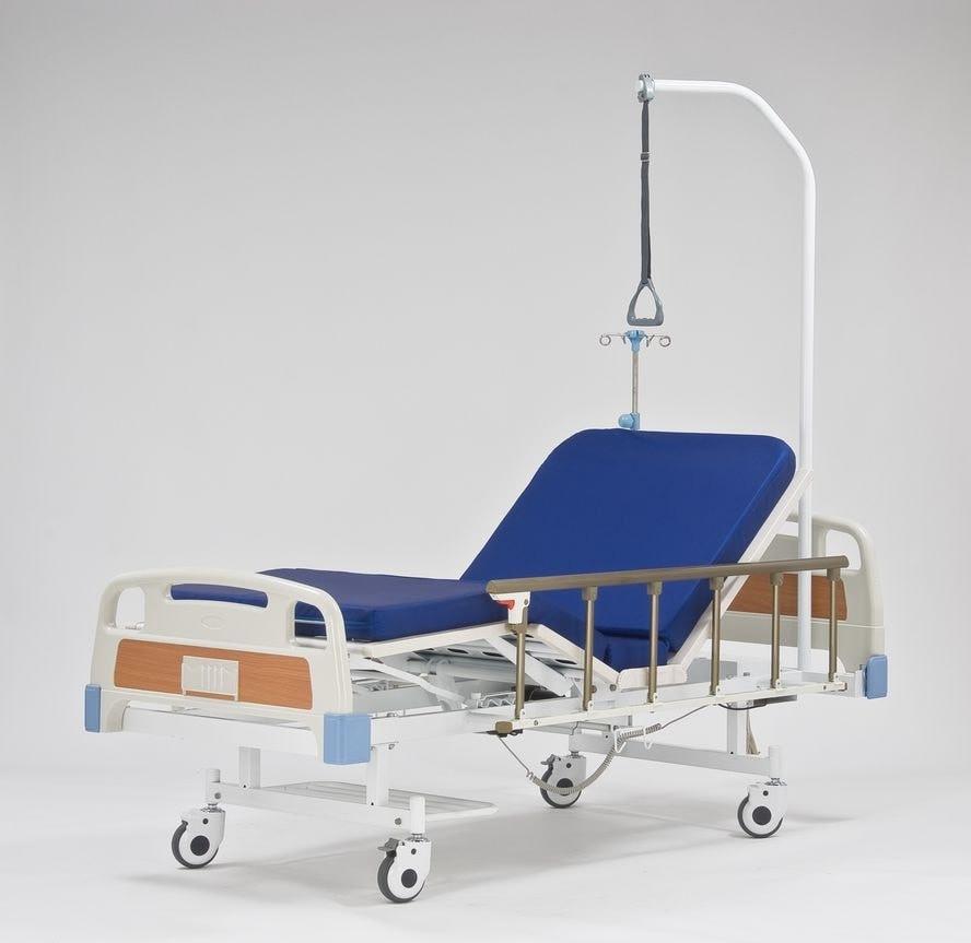 Медицинские кровати: характеристики, виды, важные параметры выбора