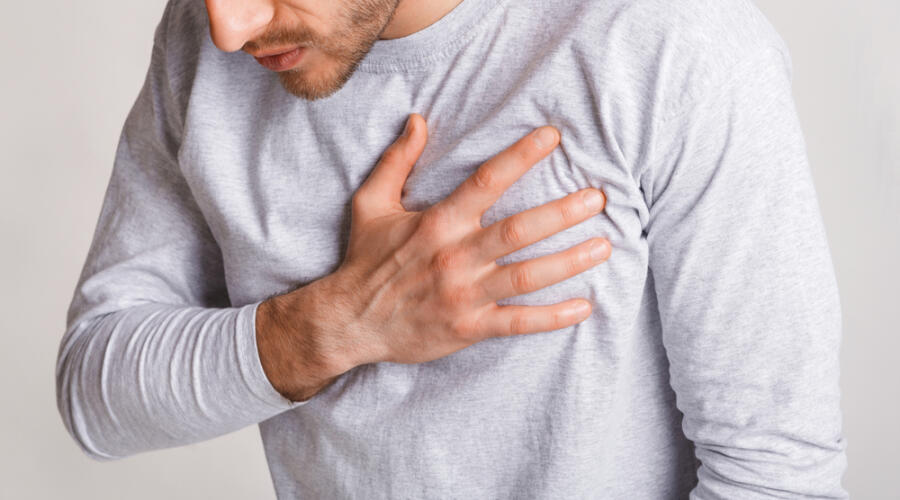 Учащенное сердцебиение