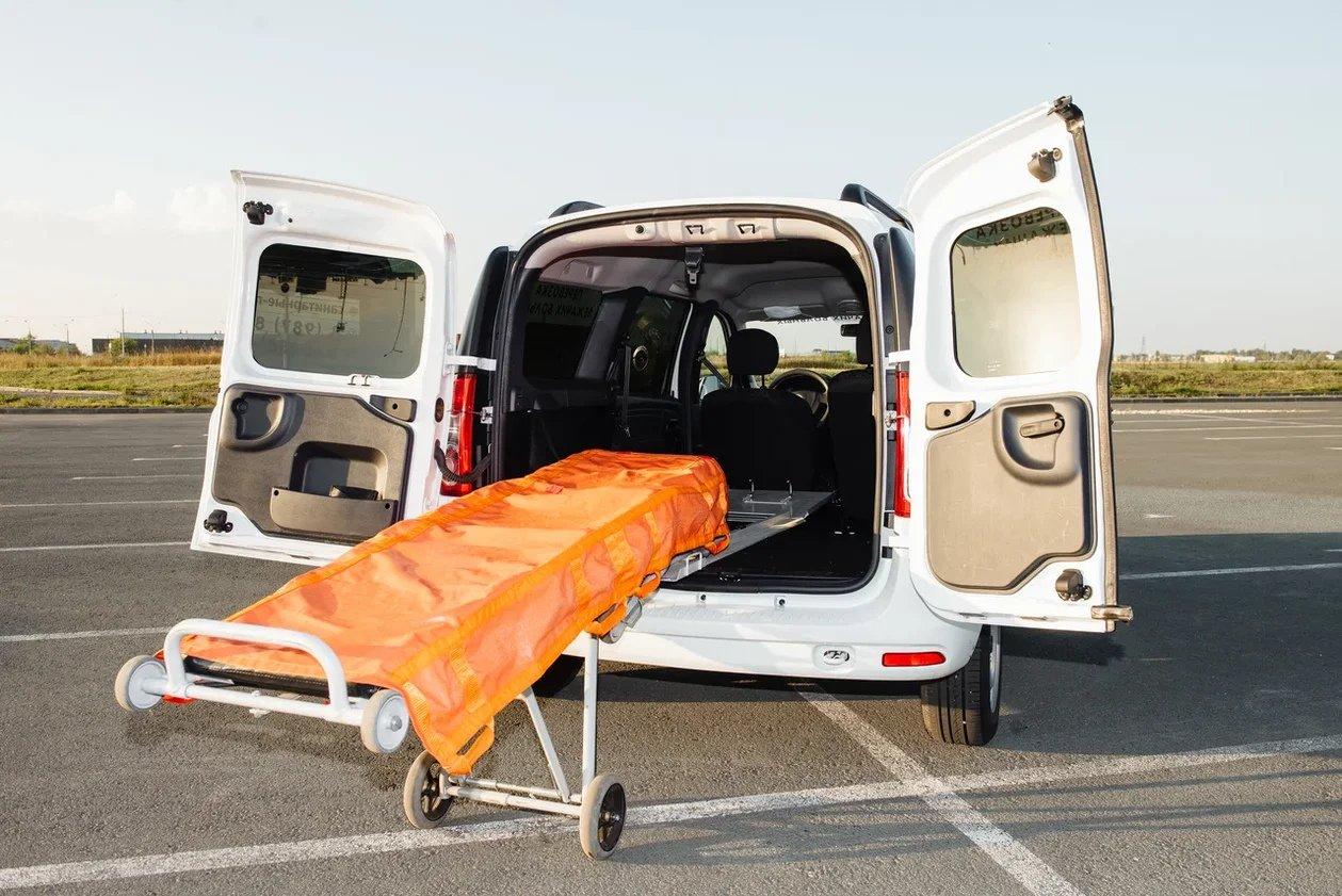 Услуга перевозки больных. Как это работает?