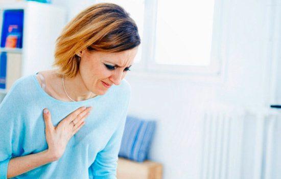 Болезнь сердца, вызванная беспокойством